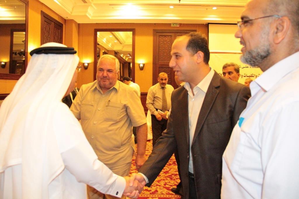 السفير العمادي يؤكد عمق العلاقات القطرية الفلسطينية