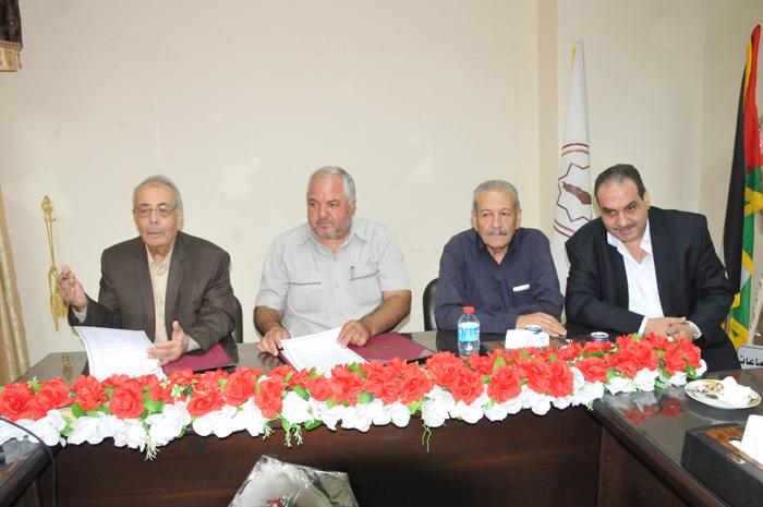 جامعة الأمة توقع مذكرة تفاهم مع الغرفة التجارية بغزة