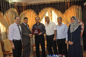 توقــيع اتفاقـيـة مع اتحاد المدربين العرب