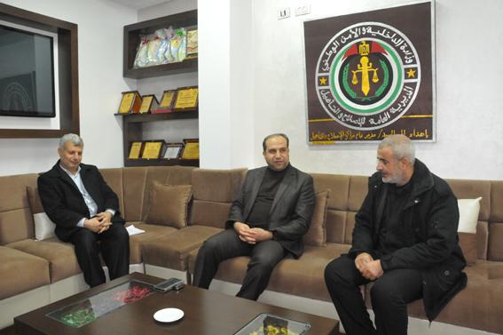 رئاسة جامعة الأمة تزور المديرية العامة للإصلاح والتأهيل