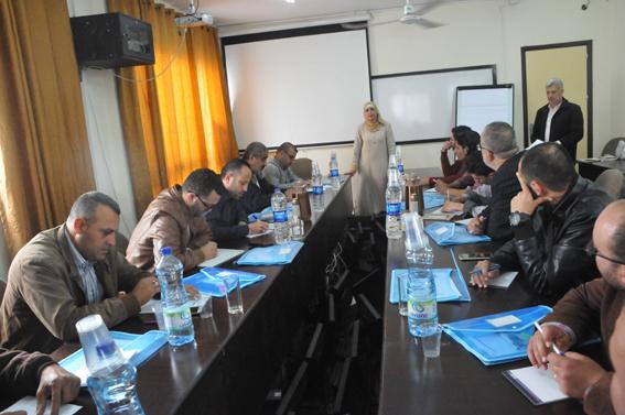 جامعة الأمة  و وزارة المواصلات تنظمان دورة  مدربي سياقة متقدمة