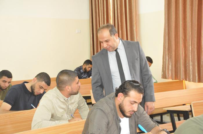 جامعة الأمة تبدأ الاختبارات النهائية للفصل الثاني